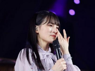 大园桃子参加毕业前最后一次演出落泪表达感谢 大园桃子演艺经历