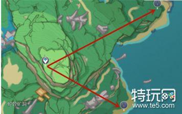 原神稻妻引雷剑柄在哪 稻妻引雷剑柄位置介绍