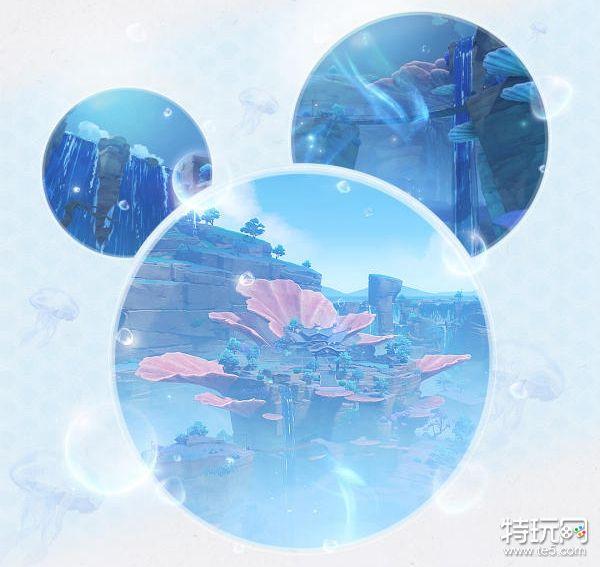 原神2.1稻妻新开放区域一览 海祇岛清籁岛介绍
