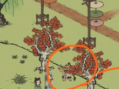 《江南百景图》长恨歌强盗位置解析