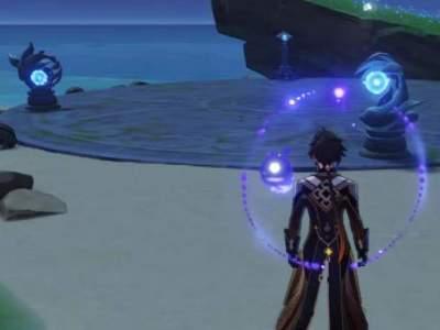 原神海袛之鳍法阵如何点亮 点亮方法介绍