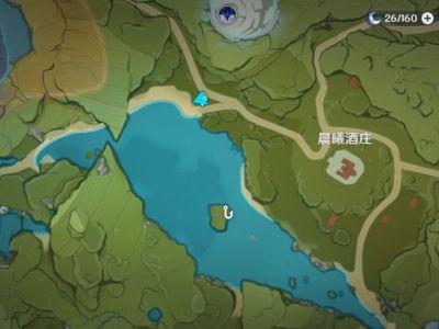 原神在哪钓鱼 钓鱼地点位置大全一览