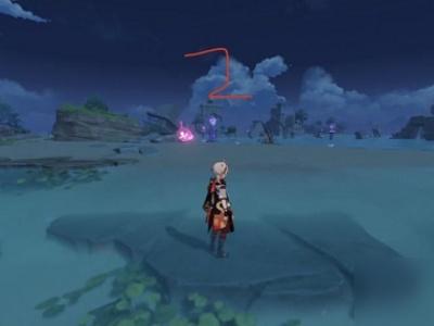 原神清籁岛锚点位置在哪 原神镇石任务怎么玩