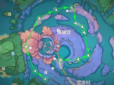 原神珊瑚宫雷灵2珍贵1华丽宝箱获取方法 珊瑚宫雷灵宝箱攻略