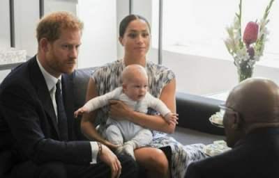 哈里梅根夫妇提议带女儿莉莉贝回英国见女王 震惊王室成员