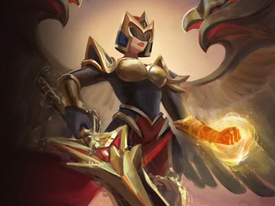 金铲铲之战圣光战神英雄出装阵容羁绊分析 金铲铲之战天使