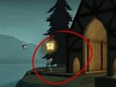 哈利波特魔法觉醒斯莱特林休息室能从湖边进入拼图地点位置大全