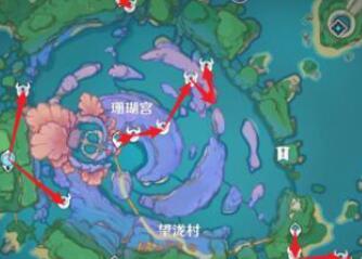 原神浮游核刷新位置大全 浮游核去哪里获取