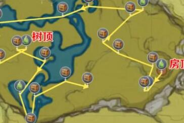 原神盤岩之路100%收集完成攻略 100%收集怎么做