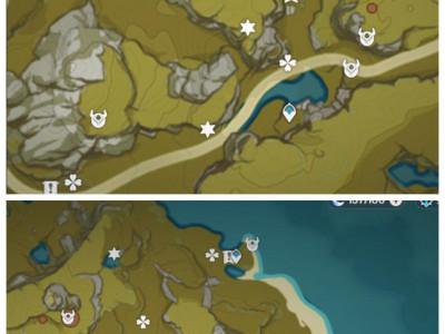 《原神》珉林宝箱在哪 2.1珉林宝箱分布位置介绍