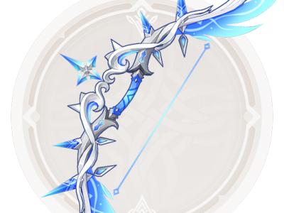 《原神》冬极白星武器怎么样 冬极白星武器属性介绍