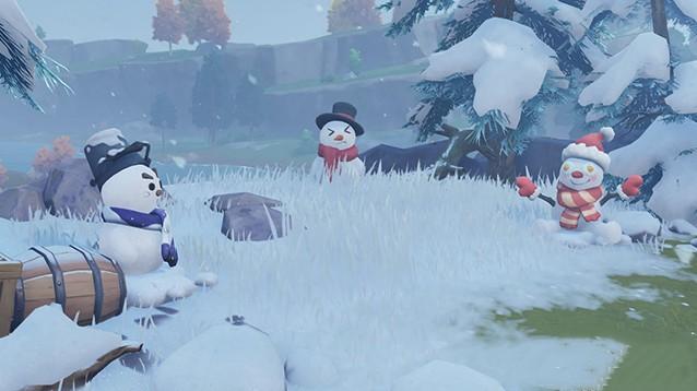原神2.3版本诞于雪中活动玩法规则介绍