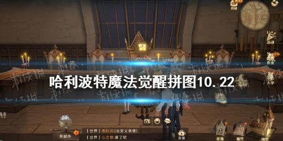 哈利波特魔法觉醒拼图10.22 哈利波特10.22拼图